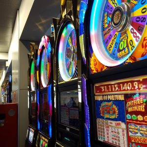 Vegas Airport Gambling