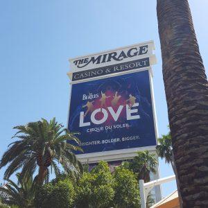 Mirage Beatles Love