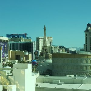 Mirage Vegas Room View