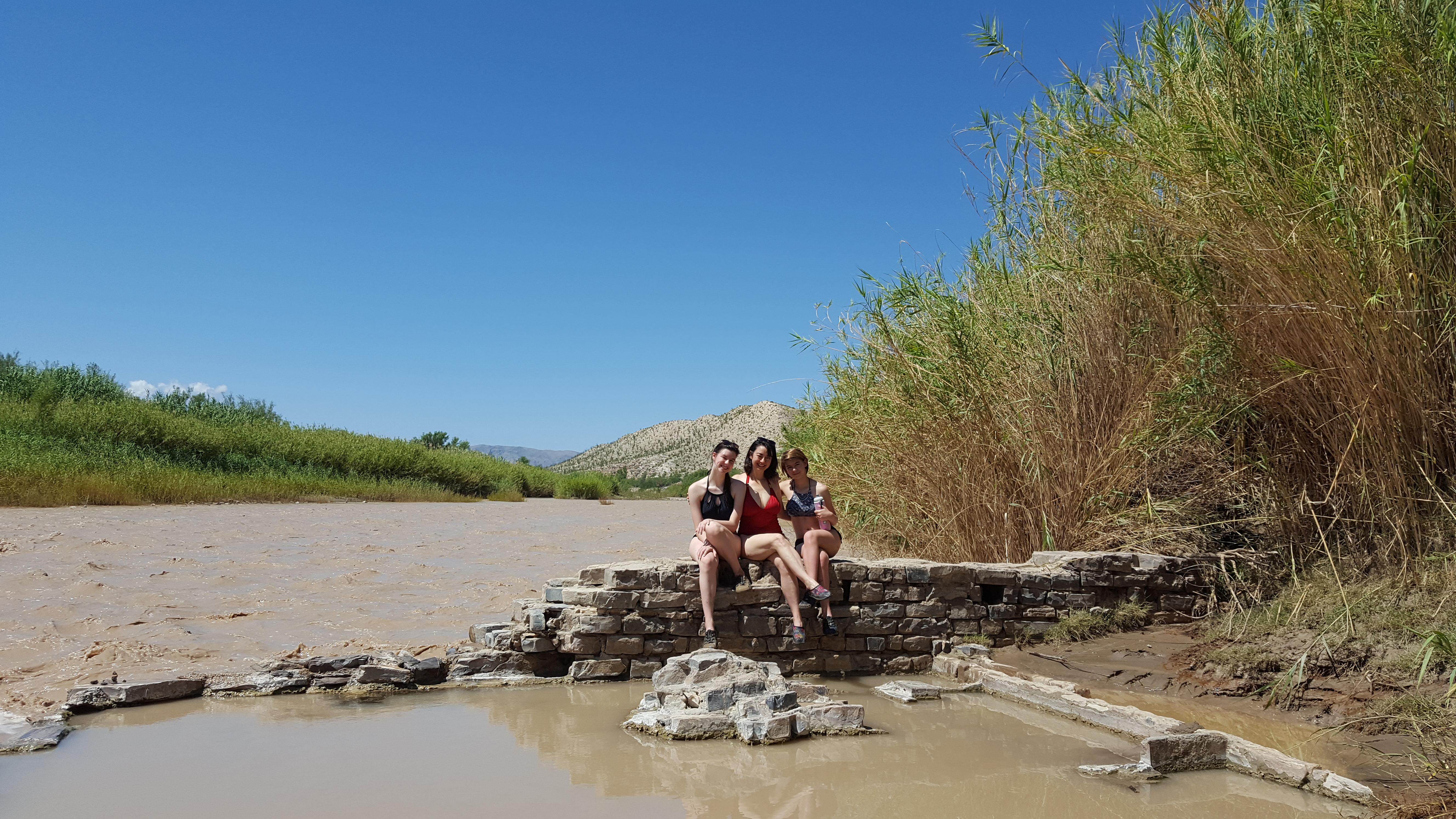 Langford Springs, Big Bend