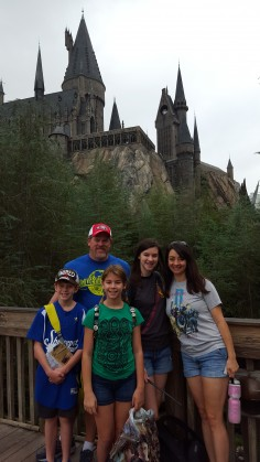 Disney World & Universal Studios 2015: Our Experience