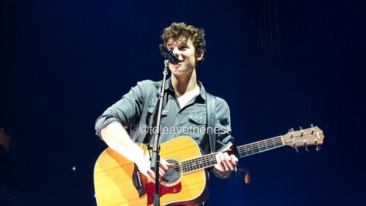 Shawn Mendes Concert Review & Rules for Concert Goers